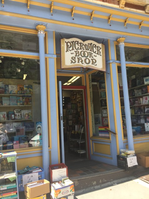 Pick Wick Book Shop