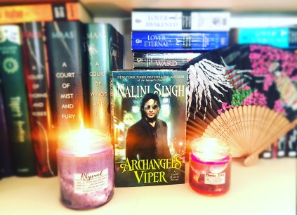 NEW RELEASE: Archangel's Viper by Nalini Singh