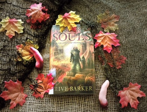 Tortured Souls by Clive Barker
