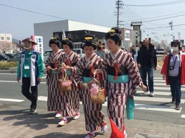 No.4277 姫様道中を見に行く!2・・・2019/4/24