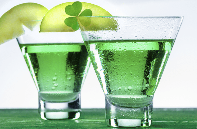 St Patricks Day Cocktails My Life And Kids