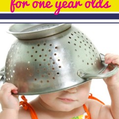 Clean Kitchen Cabinets Industrial Hardware 27 Daily Living Skills For One-year-olds