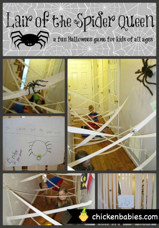 30 More Halloween Games for Kids