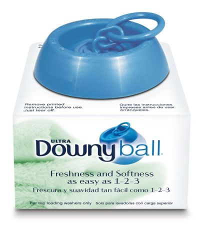 Downy Ball laundry hack