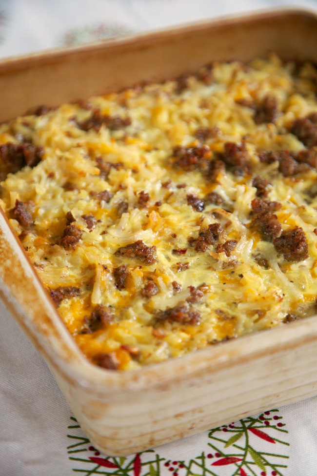 15 Breakfast Casserole Recipes My Life And Kids