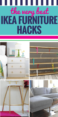 Ikea Hacks: Furniture - My Life and Kids