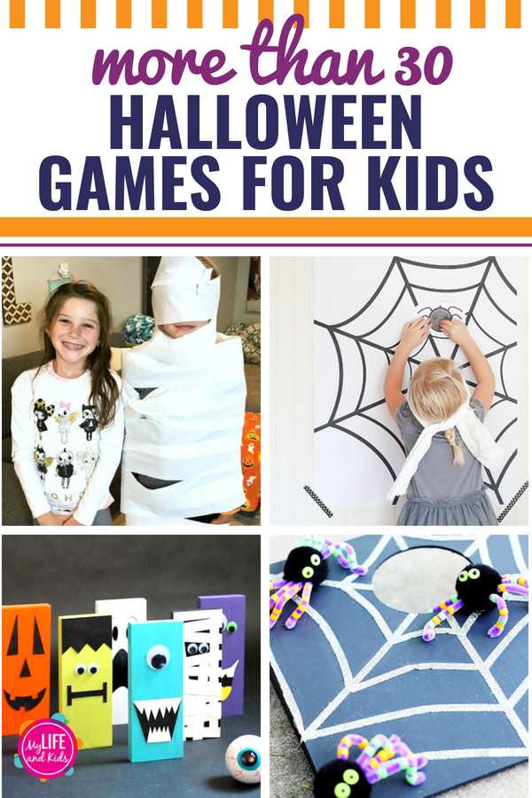 30 awesome halloween games