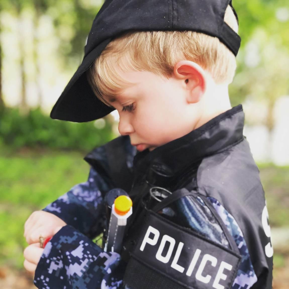 He is SWAT!