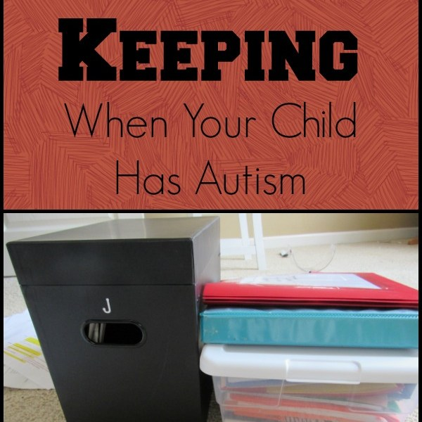 Record Keeping When Your Child has Autism via My Life as a Rinnagade