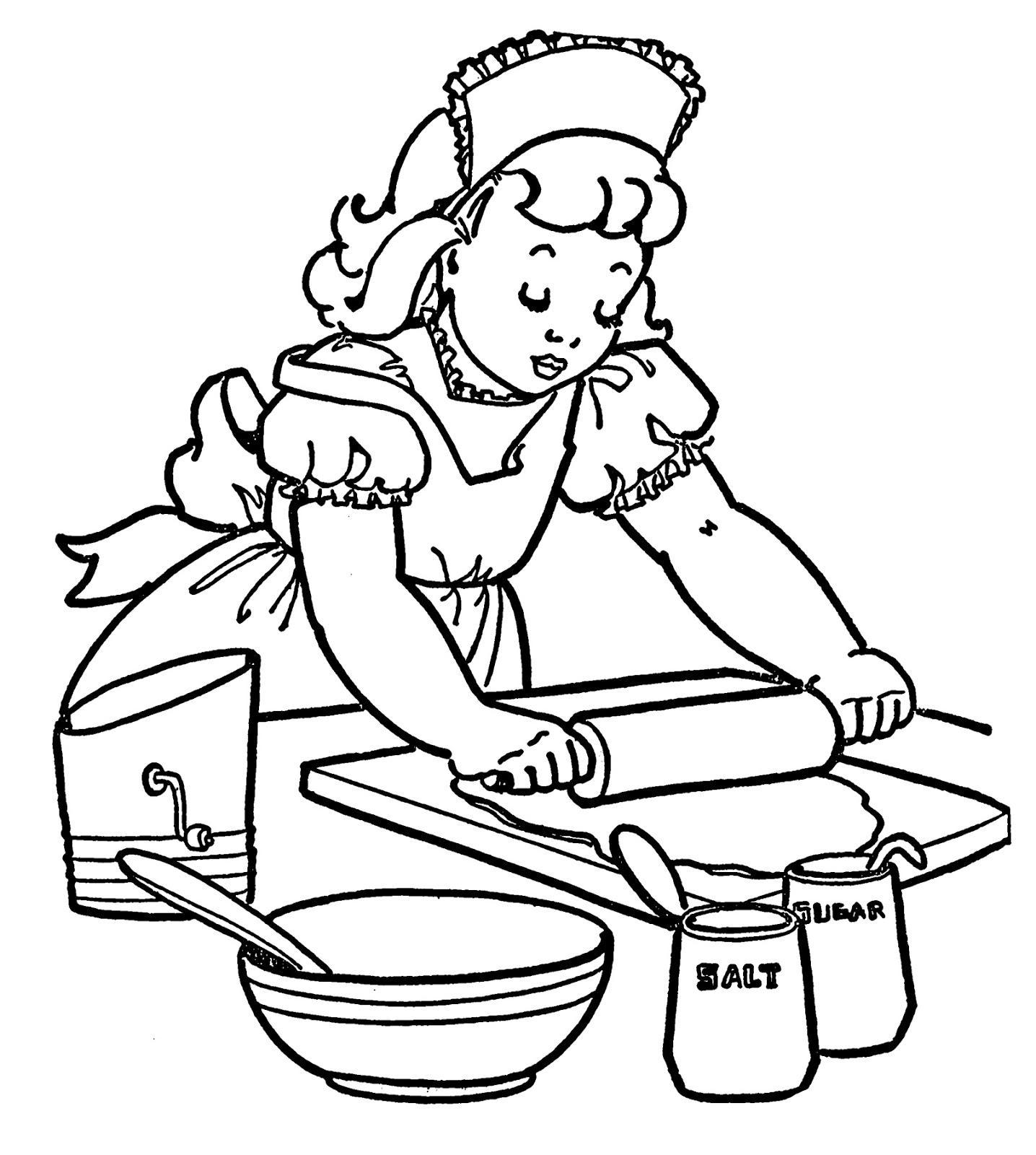 Happy Mothers Day – Kitchen Memories