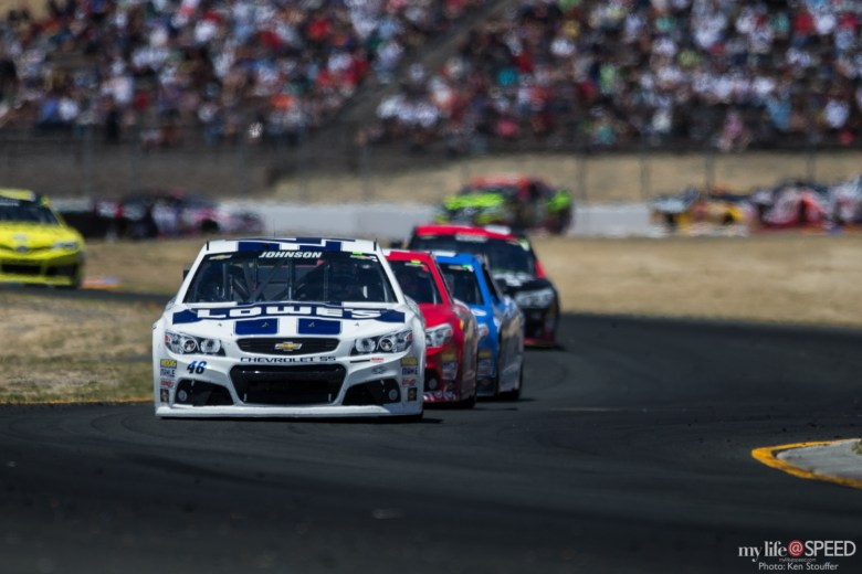 The NASCAR Novelty - Road Racing - My Life at Speed