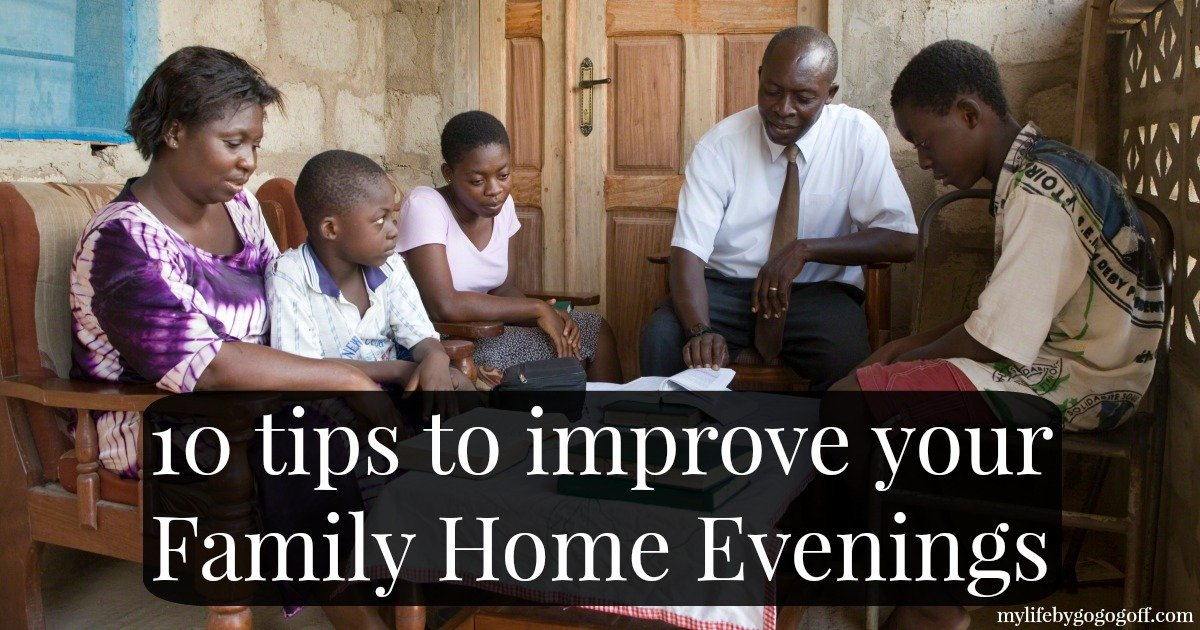 Fun Family Home Evening Ideas For Singles Wards Family Home