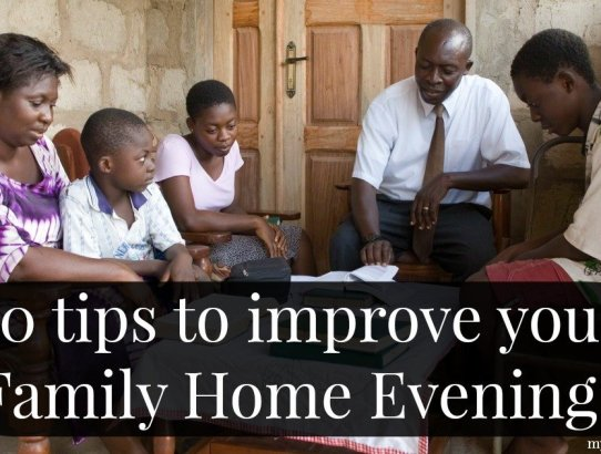 Do you love FHE? Do you want to get more out of your Family Home Evenings? Here are 10 tips to improve your Family Home Evenings!