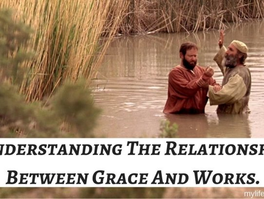 Are we saved by grace or works? Understanding the difference between salvation and exaltation will help us understand the relationship between grace & works