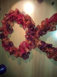 Crafting Corner 1: Sashay Scarves
