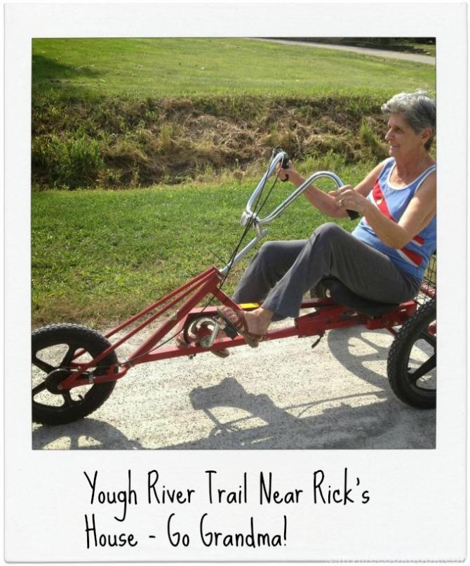 Biking Pittsburgh Day Trip