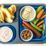 It's back to school time and that means time so get ready with these healthy protein rich lunchbox ideas!