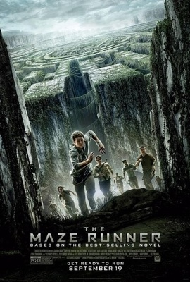 Update: READ with ME! The Maze Runner movie