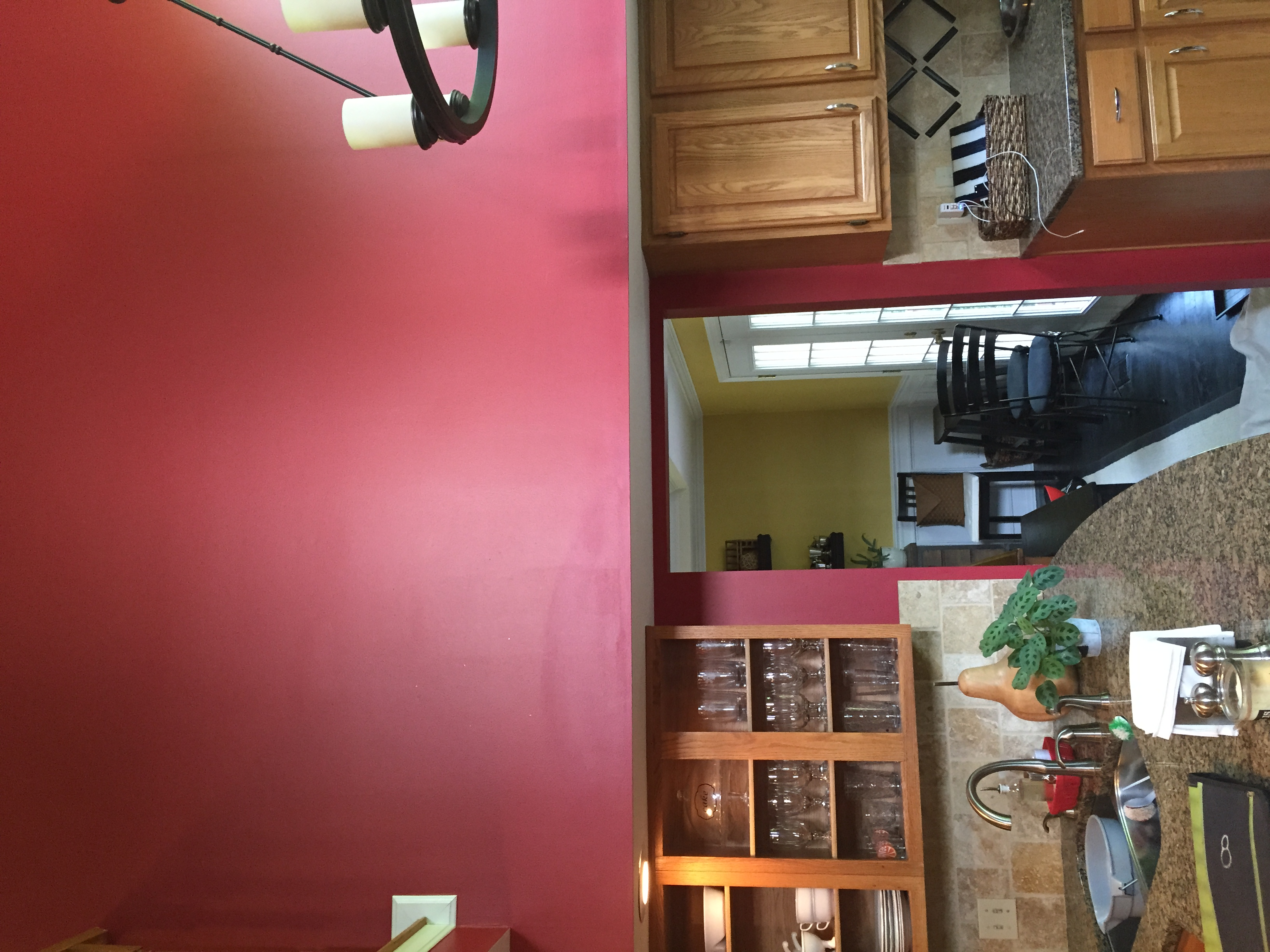 Choosing a Paint Color: Kitchen Refresh | My Life From Home