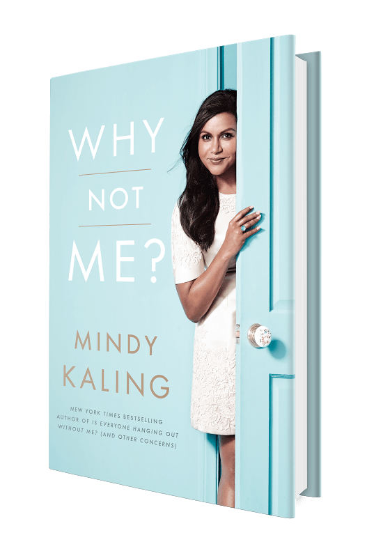 Why Not Me? book