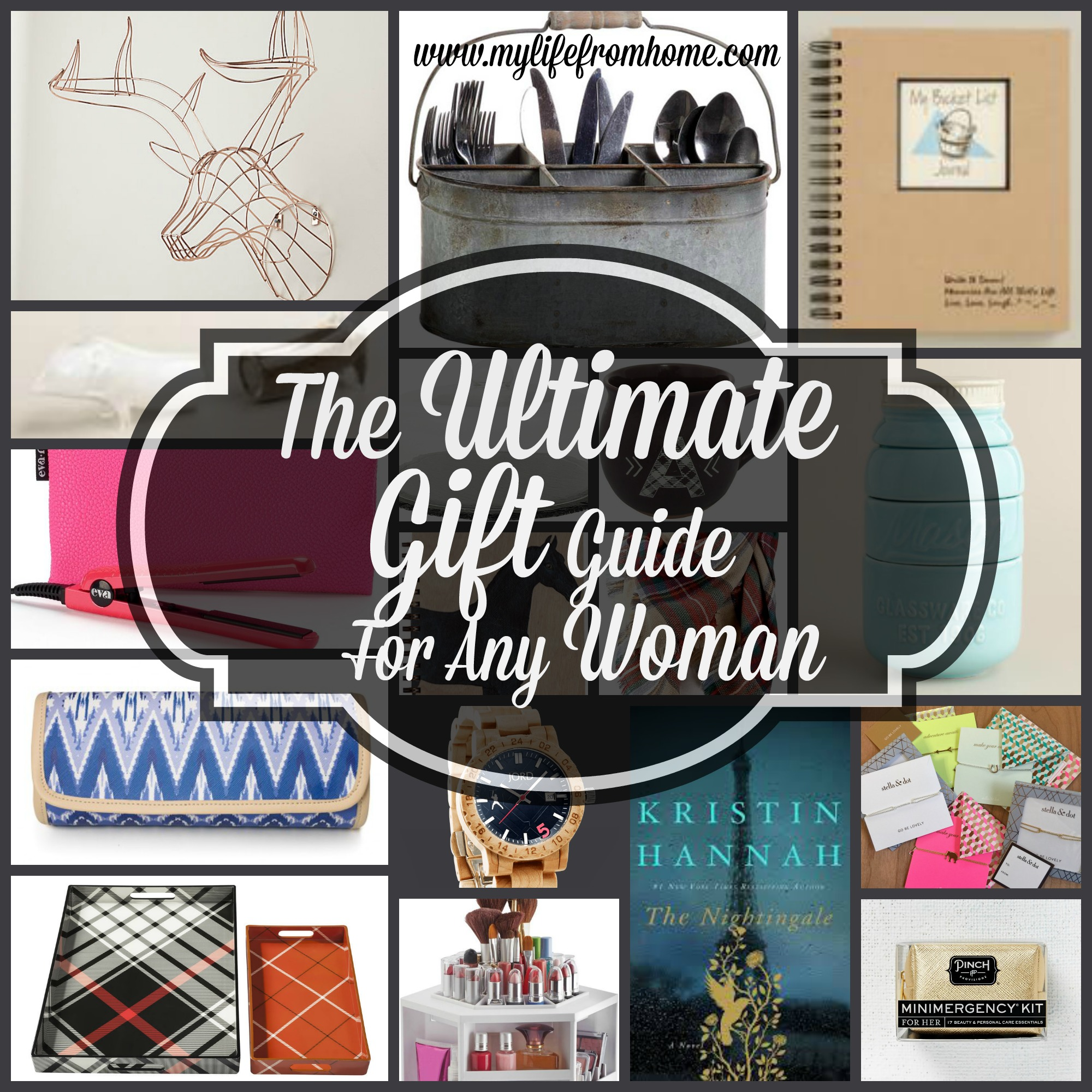 Gift Guide for Women by www.mylifefromhome.com