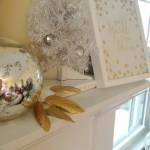 Holiday Mantel Styling with Cally