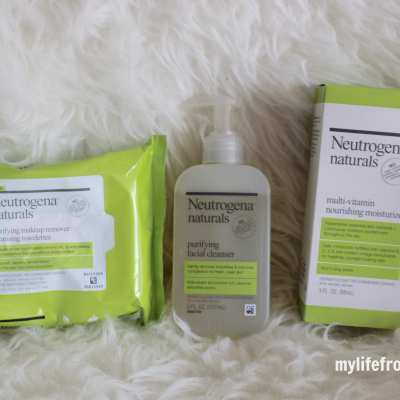 Skin Care Tips with Neutrogena Naturals