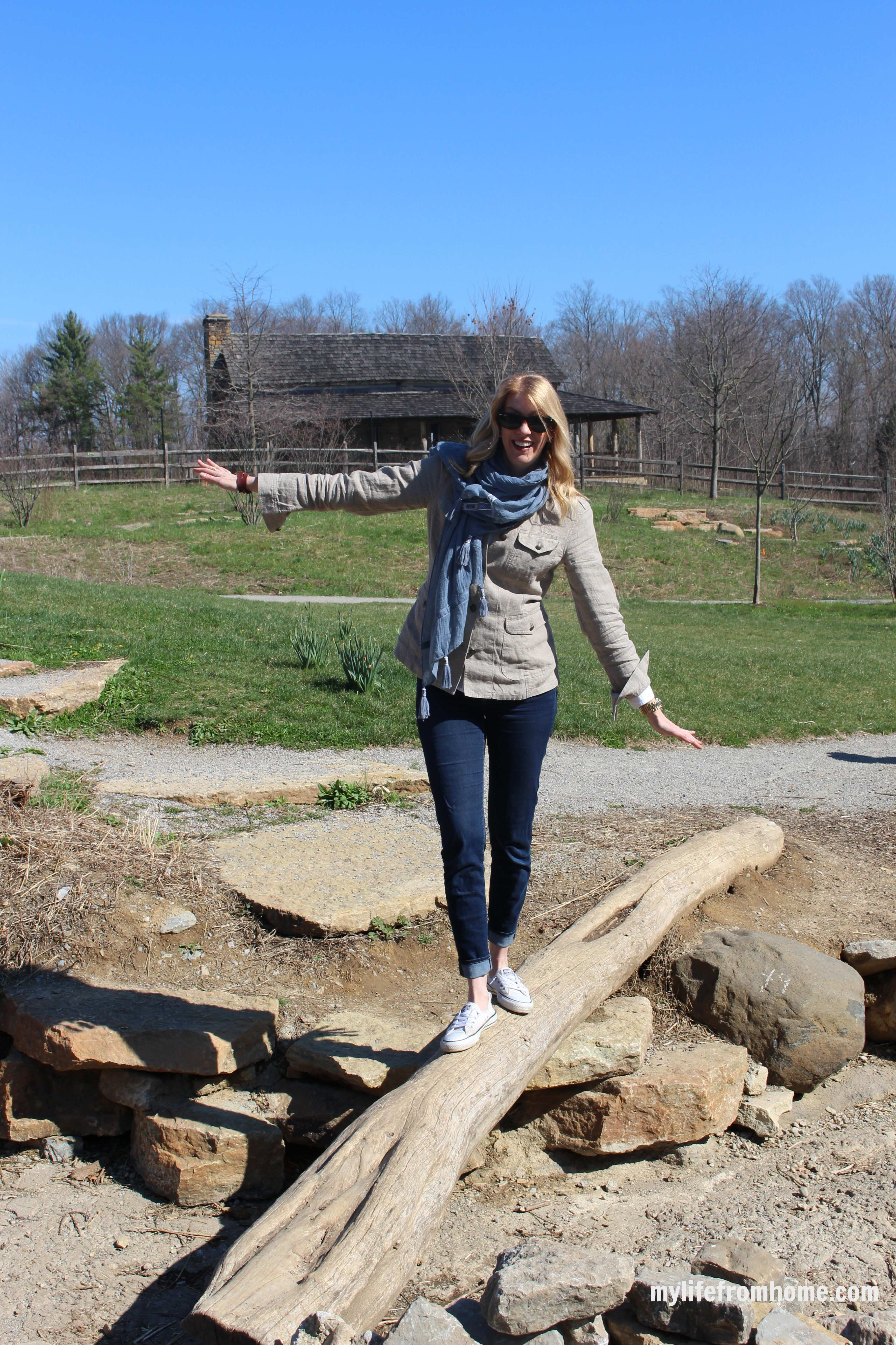 Spring Hike with Orvis by www.whitecottagehomeandliving.com