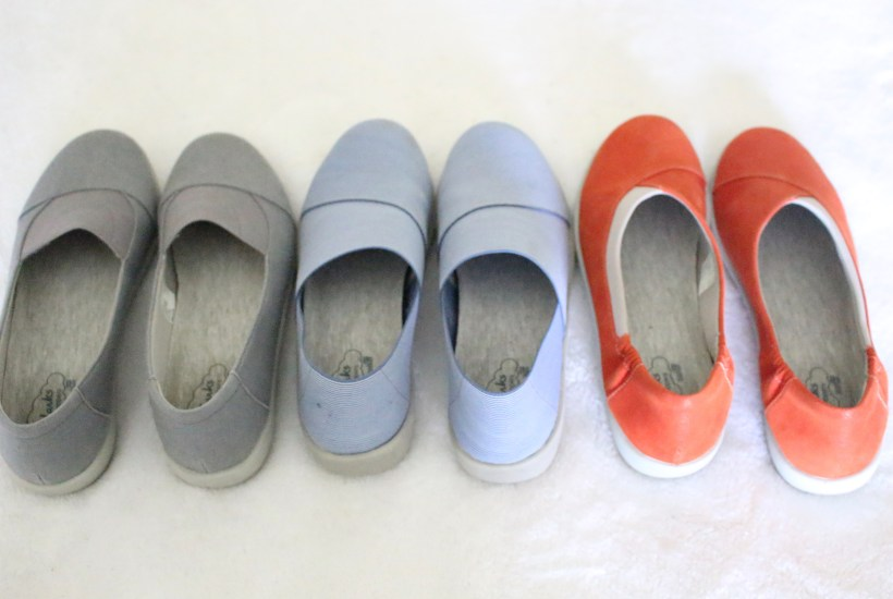 Clarks Cloud Steppers by www.mylifefromhome.com