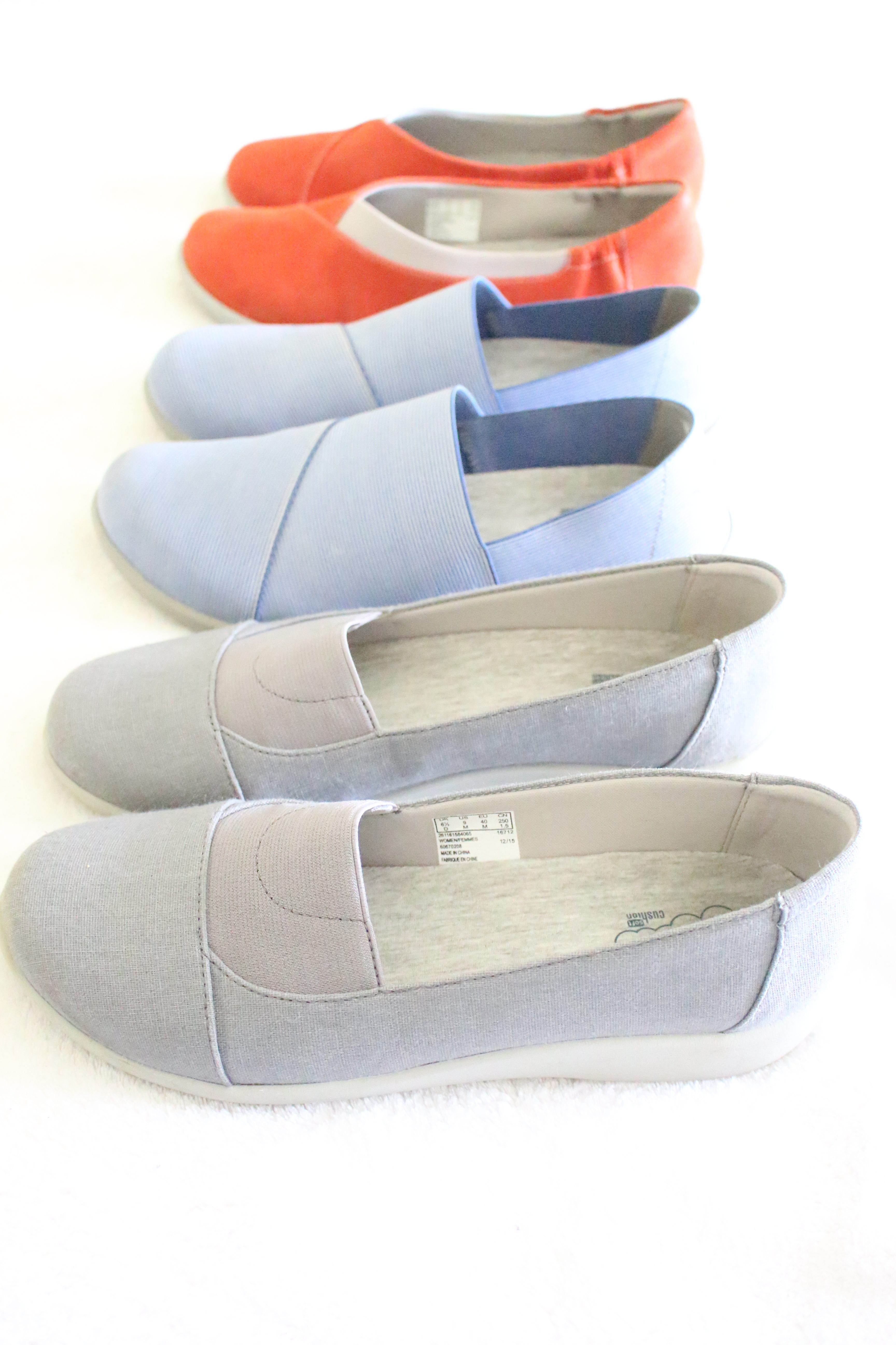 Clarks Cloudsteppers are comfy and versatile shoes by www.mylifefromhome.com
