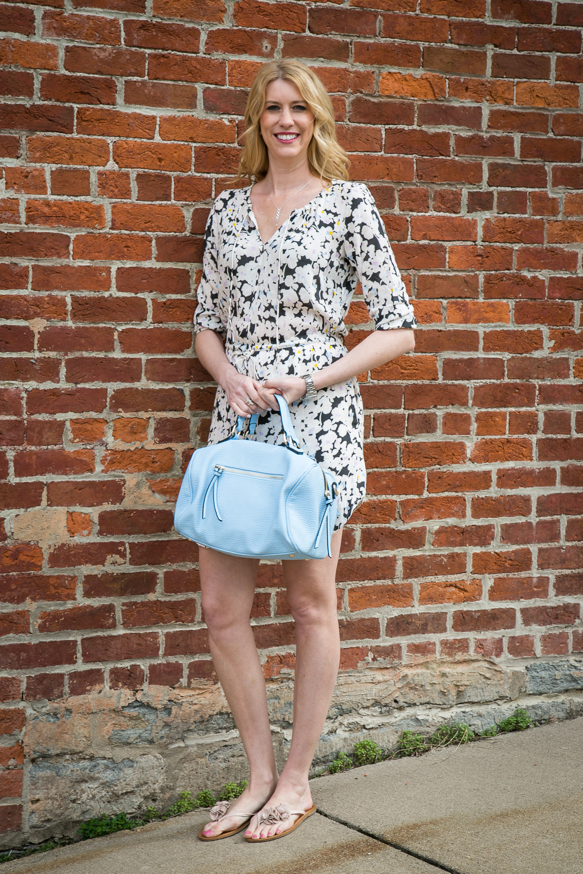 Spring Shirtdress Outfit by www.whitecottagehomeandliving.com Wish-0574-MLFH3.11
