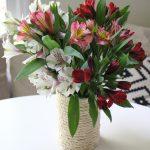 Quick Decorating Refresh: Sisal Rope Vase