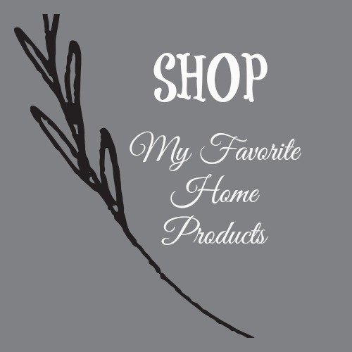 Shop My Favorite Home Products by www.mylifefromhome.com