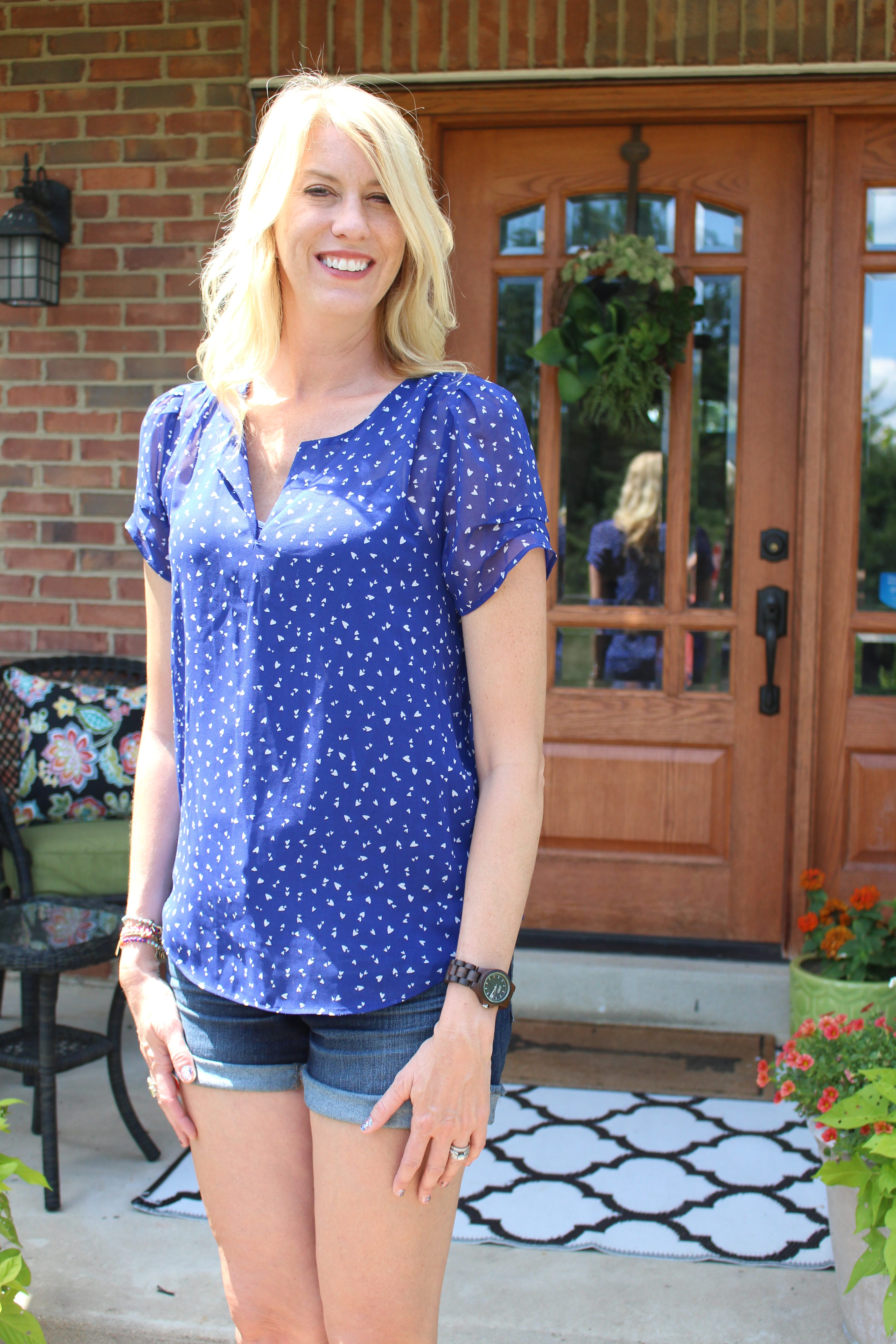 Stitch Fix Review July 2016 by www.whitecottagehomeandliving.com