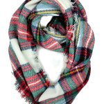 The Best Plaid Scarves for Fall