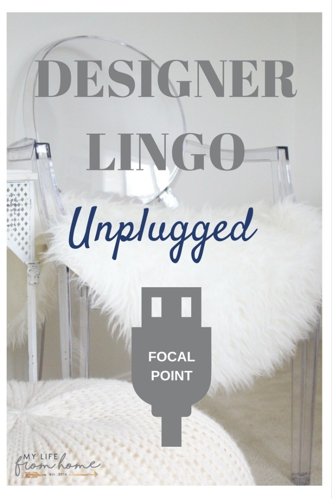 designer lingo unplugged focal point my life from home. Black Bedroom Furniture Sets. Home Design Ideas
