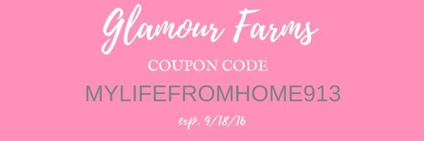Glamour Farms Coupon Code