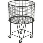 Joss & Main Rolling Storage Basket