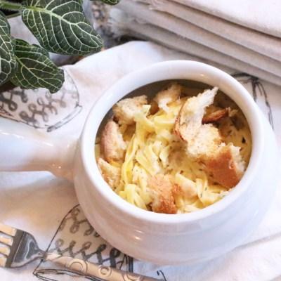 Weeknight Meals: Chicken Noodle Casserole