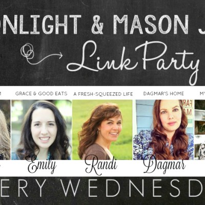 Moonlight & Mason Jars Weekly Link Party #178