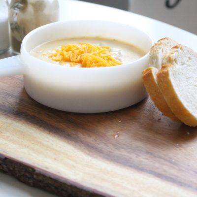 Loaded Baked Potato Soup- recipe- soups- weeknight meals- simple recipes- baked potato soup- potato soup