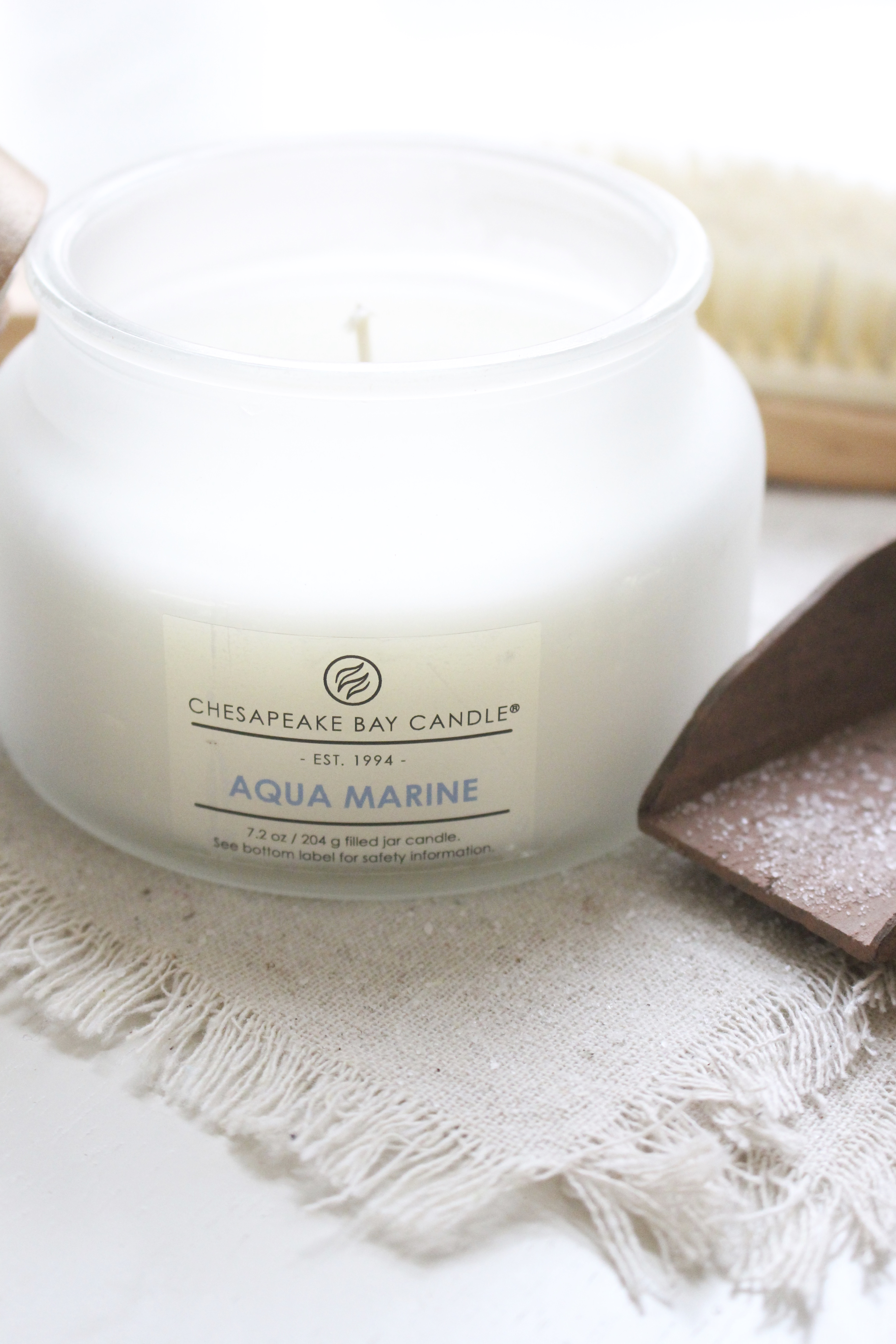 Chesapeake Bay Candle, candles, decor, decorating, using candles in your home, botanical fragrances, soy candles, essential oils
