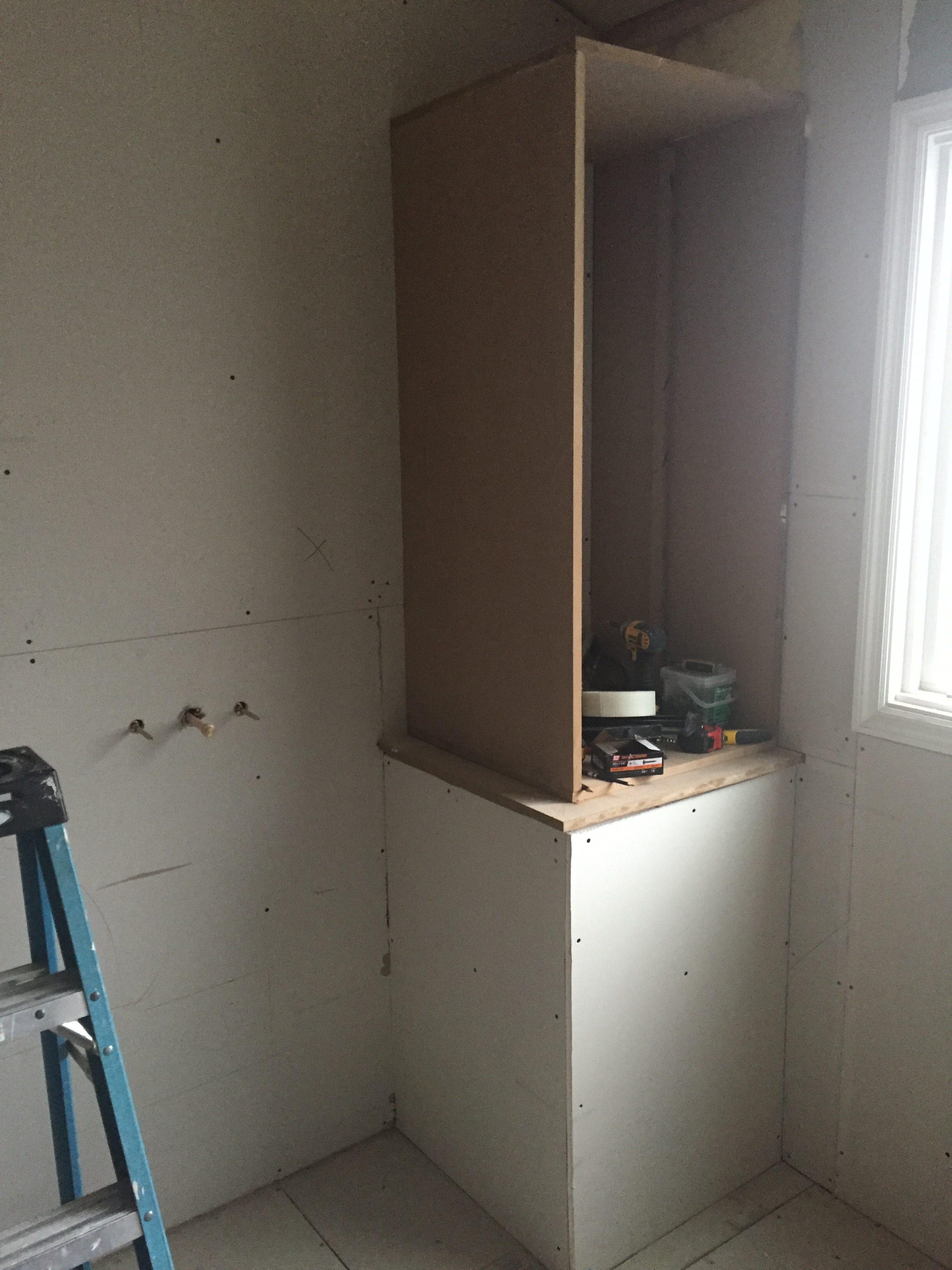 Farmhouse Bath Renovation- bath updates- bath renovations- master bath- farmhouse style bath- master bathroom updates