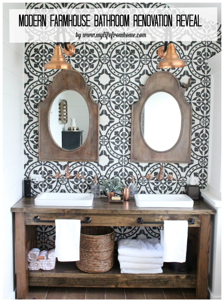 Modern-Farmhouse-Bathroom-Renovation-bathroom-farmhouse-bathroom-farmhouse-style-copper-accents-rustic-and-wood-vanity-bathroom-reveal