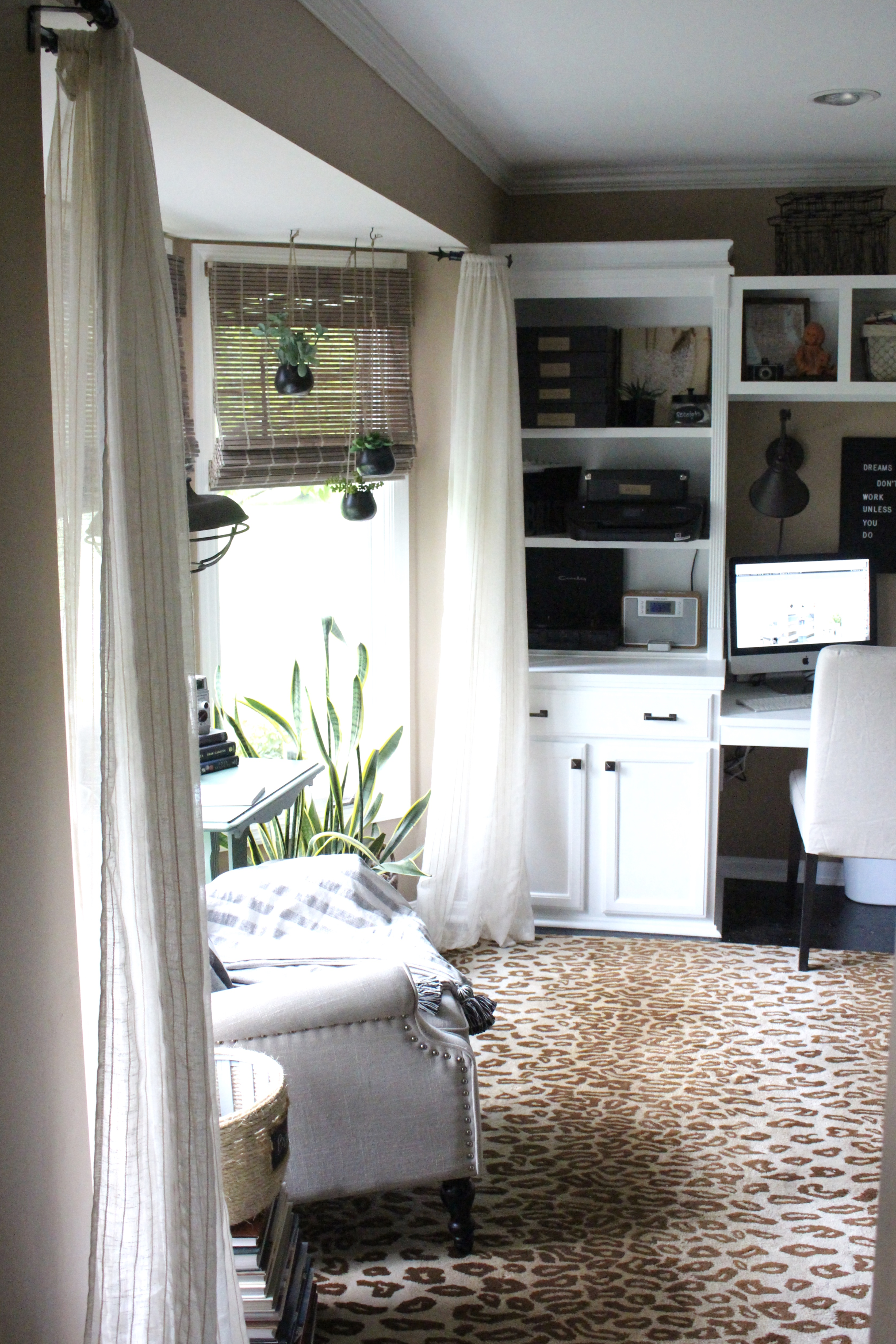office craft room ideas. Home Office Ideas-Home Office- Craft Room- Reveal- Space- Room Ideas