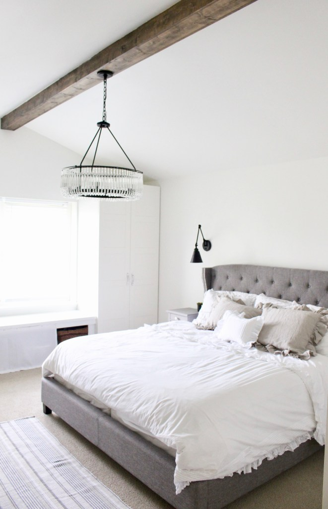 Farmhouse master bedroom reveal my life from home master bedroom bedroom ideas bedroom renovation diy do it yourself solutioingenieria Image collections