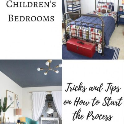 Room by Room~ Children's Bedrooms