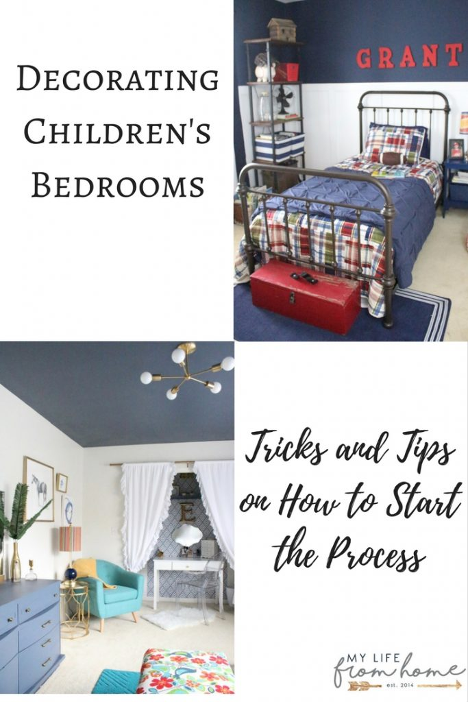 How to Decorate Children\'s Rooms | My Life From Home