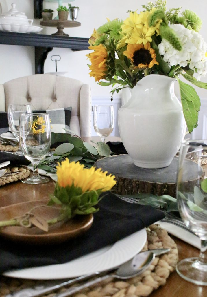 Summer Dining Table Decor Tablescape Tips & Tricks | My Life From Home