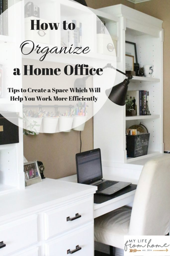 A well-organized office has huge benefits. In the first place, it provides a feeling of control and competence, which leads to higher levels of productivity.